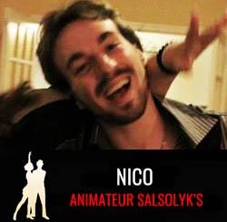 Animateur Salsa et Bachata