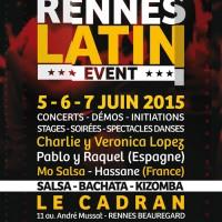 Rennes Latin Event 5-6-7 JUIN 2015