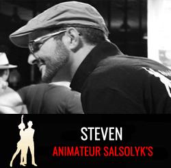 Steven Salsolyk's