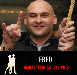 Fred Salsolyk's