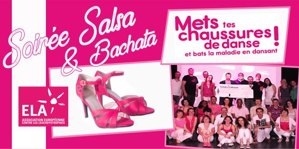 Soirée Salsa Bachata Rennes