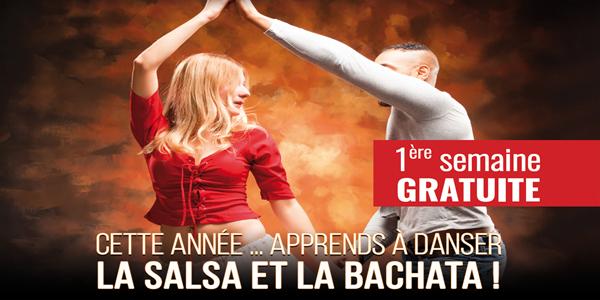 Cours Salsa Bachata Rennes